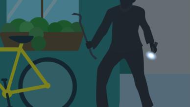 rower jak zabezpieczyć