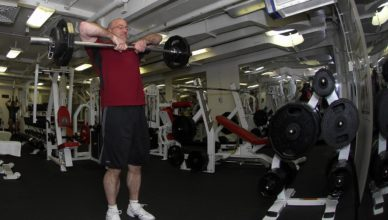 siłownia dla starszych