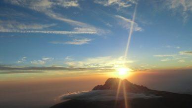 maraton Kilimandżaro