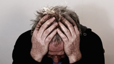 parkinson depresja