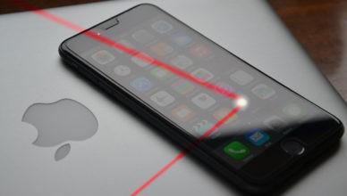 laser ładowanie