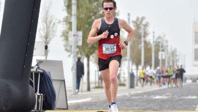 bieganie a triathlon