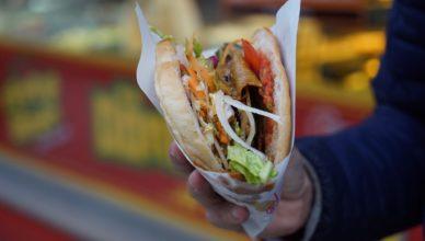 kebab ile kalorii