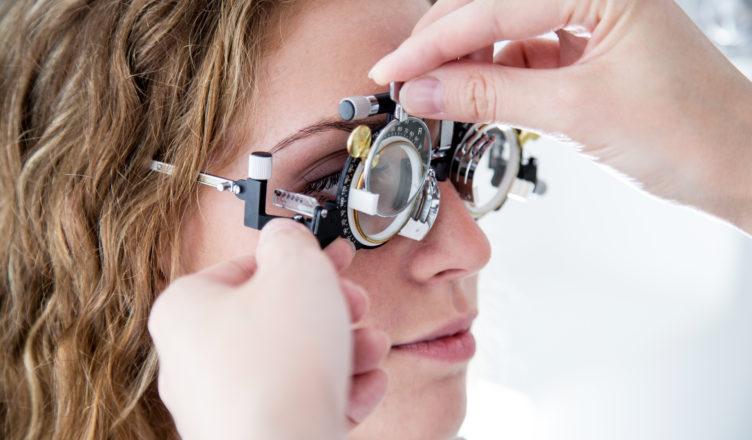 choroby oczu