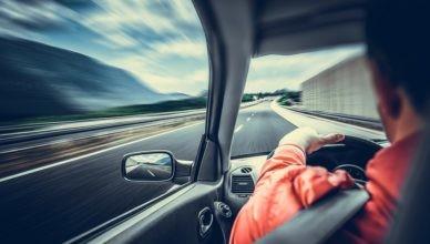 soczewki do jazdy samochodem