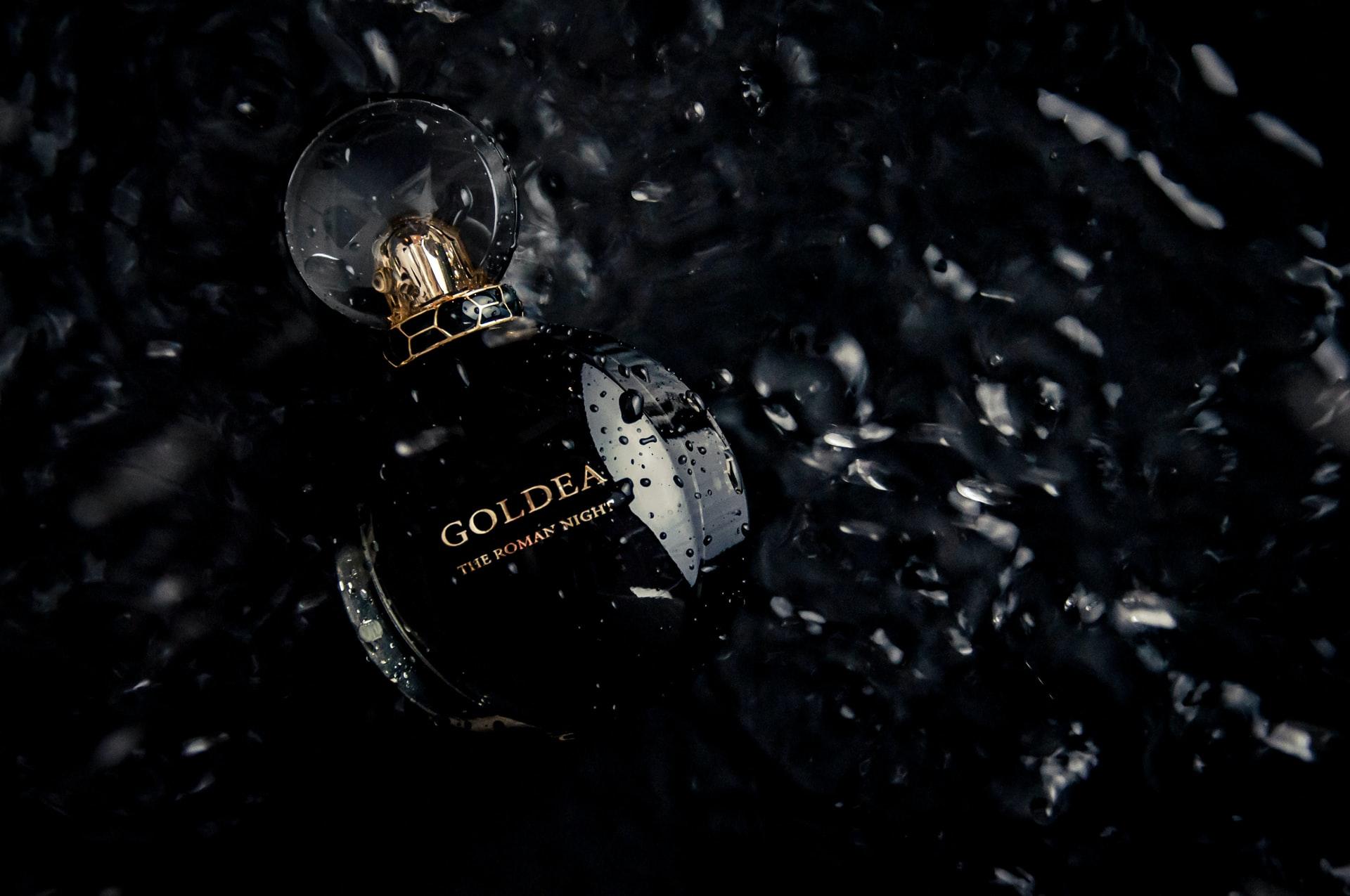 perfumy z alkoholem