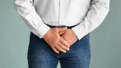 Problem stulejki u mężczyzny leczony w gabinecie Derm-Estetyka
