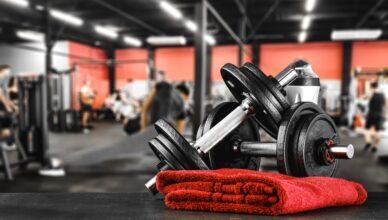 Obciążenia do siłowni