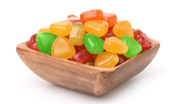 Podjadanie słodyczy